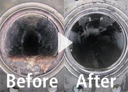 配管洗浄業務